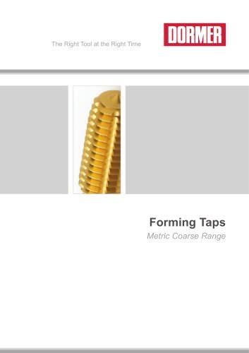 Forming Taps