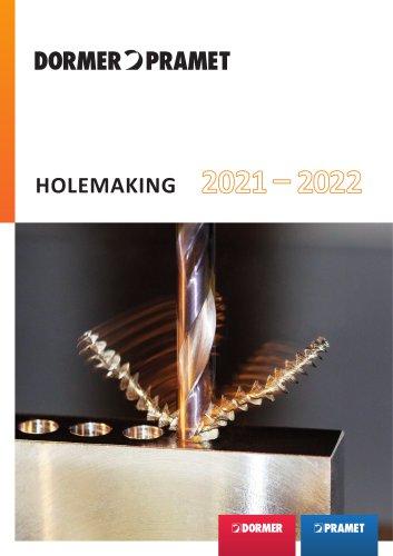 Holemaking - general catalogue 2021 - 2022