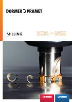 Milling - general catalogue 2021