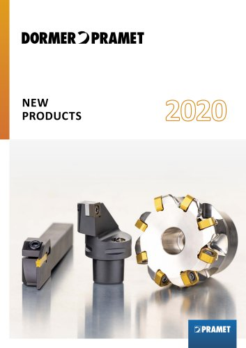 New Pramet products 2020
