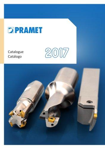 Pramet 2017 indexable catalogue
