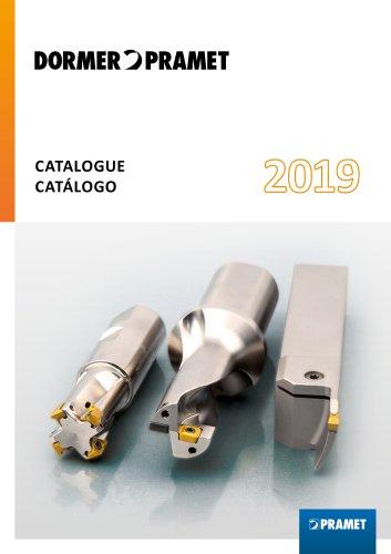 Pramet indexable catalog 2019