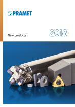 Pramet new products 2018