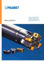 Pramet new products - Nov 2017