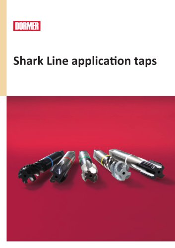 Shark Line application taps
