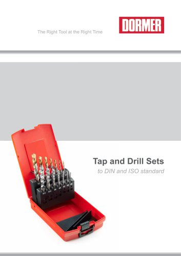 Tap and Drill Sets