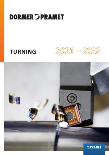 Turning - general catalogue 2021 / 2022