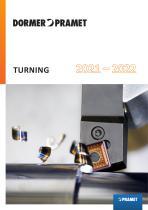Turning - general catalogue 2021