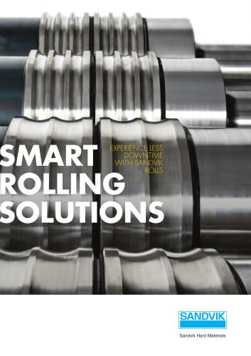 Hot Rolling - Composite Rolls - Hyperion Materials & Technologies