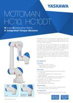 MOTOMAN HC10-HC10DT