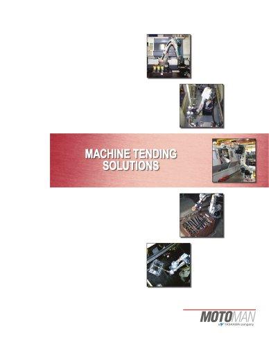 Motoman Machine Tending Brochure