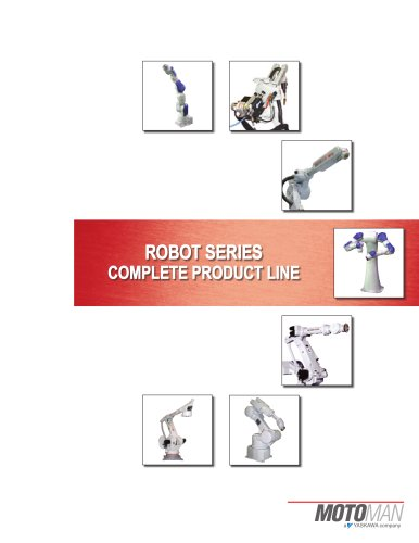 Motoman Robot Series Brochure