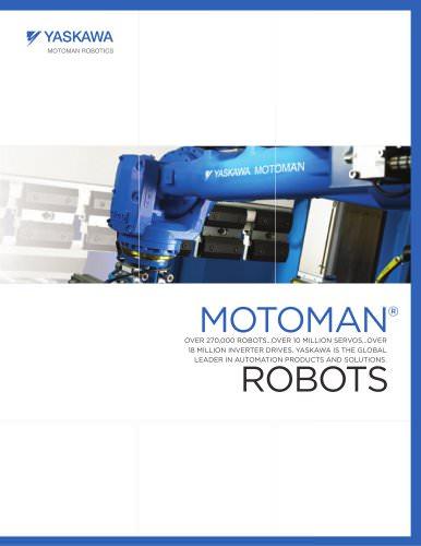 Motoman robots