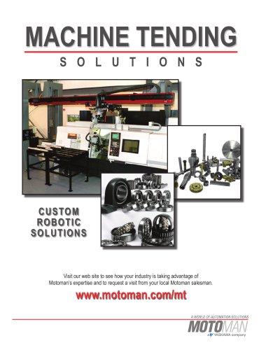 Motoman Solutions - Machine Tending