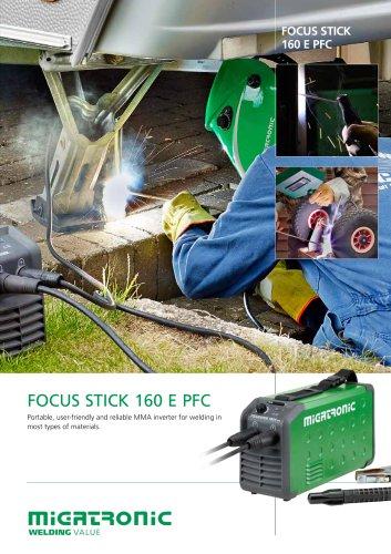 Focus Stick 160 E PFC