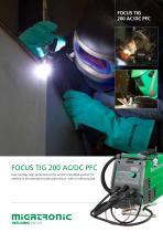 Focus TIG 200 AC/DC PFC - 1