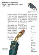 ML 150 - MV 550 MIG/MAG Ergo Welding Hoses - 2