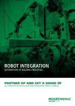Robot integration - 1