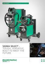 SIGMA SELECT - 1