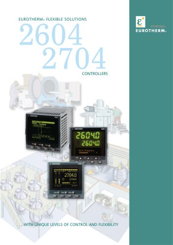 2604 / 2704 Advanced Controllers