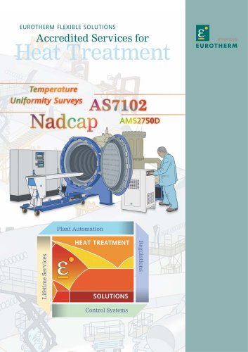 Accredited Services Heat Treatment