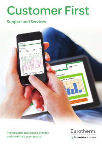 Customer First Support & Services