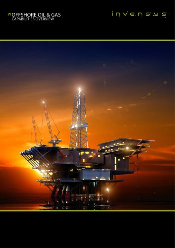 Invensys Offshore Oil and Gas Capabilities