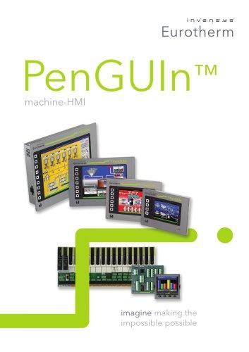 PenGUIn™ machine-HMI