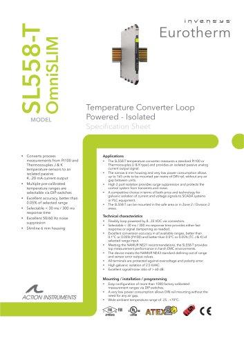 SL558-T OmniSLIM