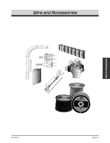 Thermocouple Wire & Accessories