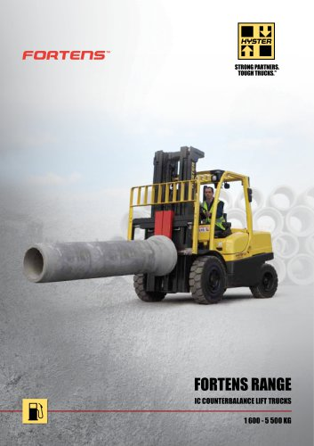 1 3 5 5T Fortens HYSTER PDF Catalogs Technical
