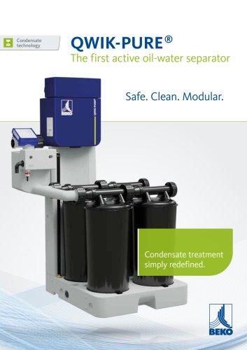 Oil/ water separator ÖWAMAT