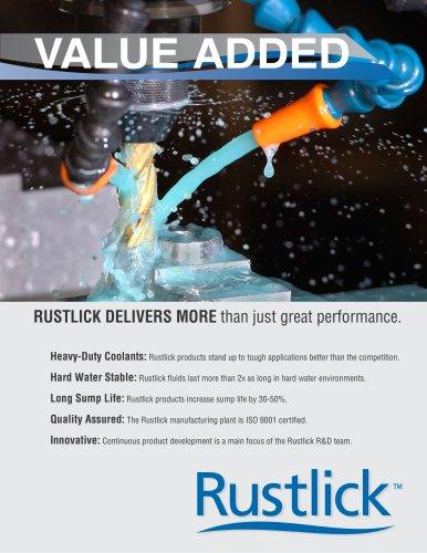 Rustlick Value-Added