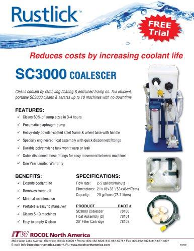 SC3000 Coalescer