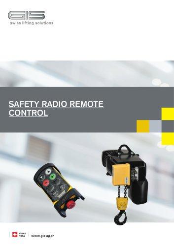 GIS remote control