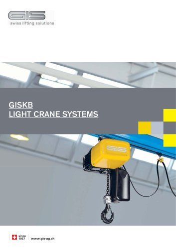 GISKB light crane systems