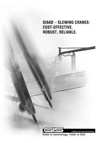 GISKB - Slewing cranes