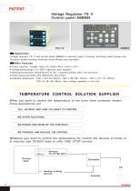 TAISUO Voltage regulator TS-V for industry