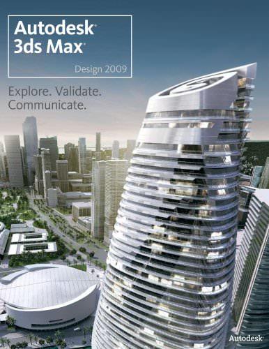 Autodesk 3ds Max Design