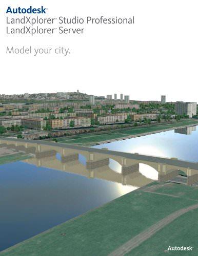 Autodesk LandXplorer