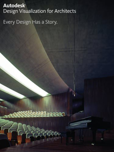 Design Visualization for Architects