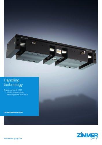 Handling technology Gripper series GH1000