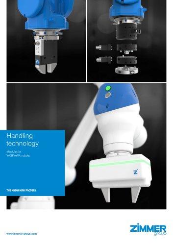 Handling technology / Module for YASKAWA robots