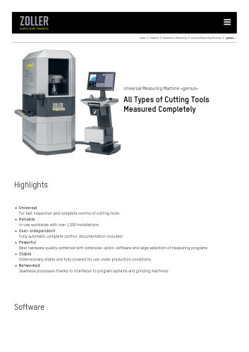 All Types of Cutting Tools Measured Completely