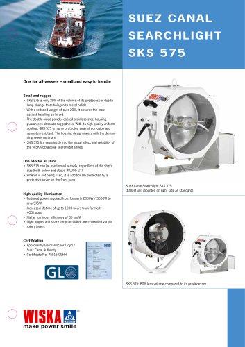 Suez Canal Searchlight SKS 575