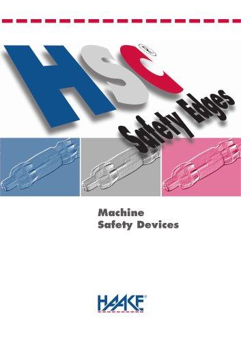Pressure Sensitive Safety Edge