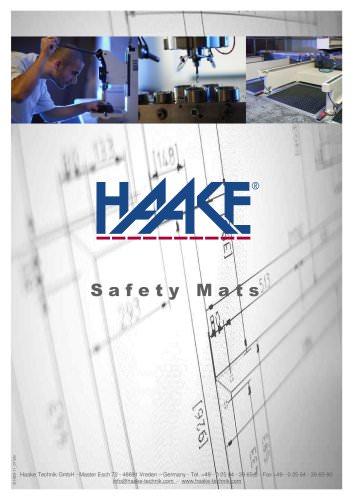 Pressure Sensitive Safety Mat