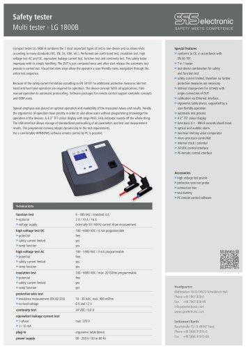 LG 1800B