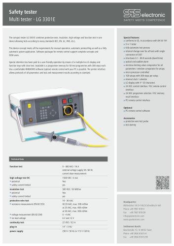LG 3301E