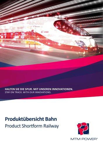 Product Shortform Railway